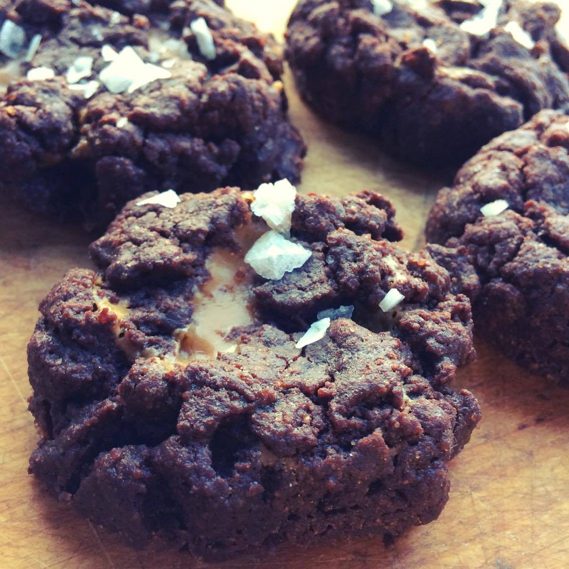 seg chokladkaka med dulce de leche